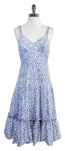 Marc Jacobs short dress Print Cotton Midi Midi on Tradesy