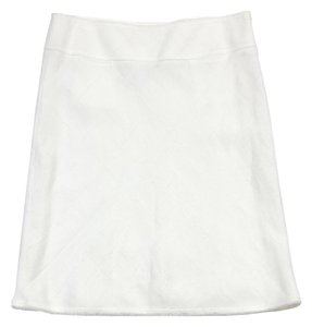Burberry Cotton Blend Skirt