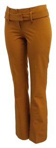 Prada Brick Orange Trousers Trouser Trouser Pants