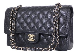 Chanel Vintage Classic 2.55 Coco Cc Shoulder Bag
