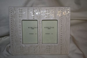 Nwt Picture Frame For Two 2 X 3 Pictures