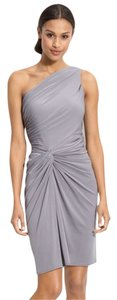 Maggy London One Shoulder Jersey Dress