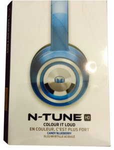 Monster N-Tune HD Headphones By Monster