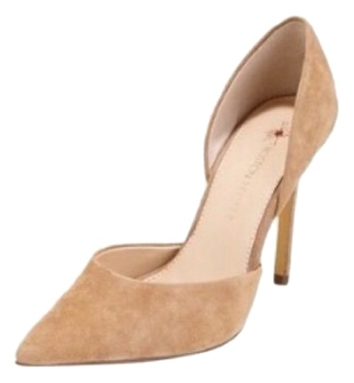 Preload https://item3.tradesy.com/images/boston-proper-tan-suede-d-orsay-pumps-size-us-10-5345302-0-2.jpg?width=440&height=440