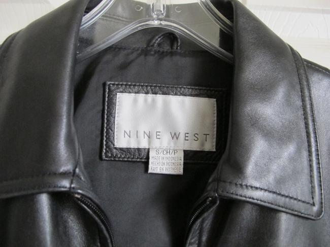 Nine West Vintage Leather Jacket