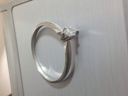 Other 10kt White Gold Diamond Ring State Sale