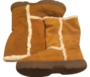 Route 66 Furry Warm tan Boots