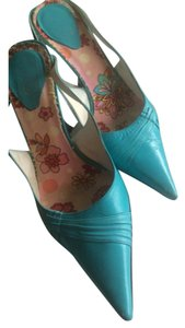 Dolce&Gabbana Turquoise Pumps