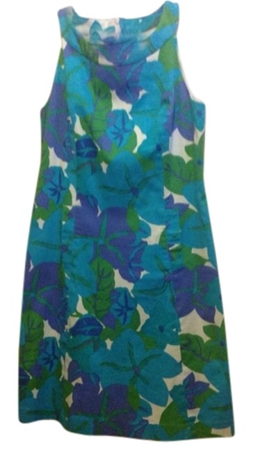 Talbots short dress Floral on Tradesy Image 0