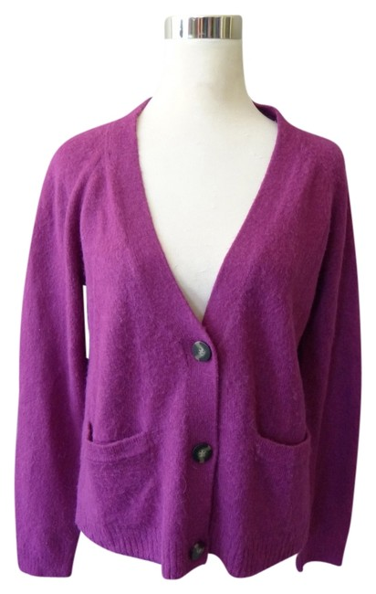 Preload https://item3.tradesy.com/images/elizabeth-and-james-purple-by-textile-sweaterpullover-size-6-s-5347327-0-0.jpg?width=400&height=650