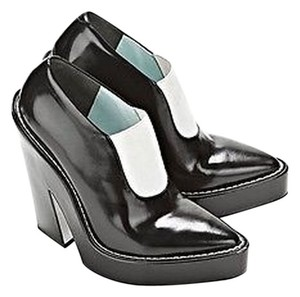 Alexander Wang Wedges Black Platforms