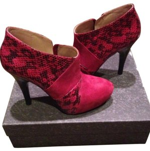 Via Spiga Red Boots