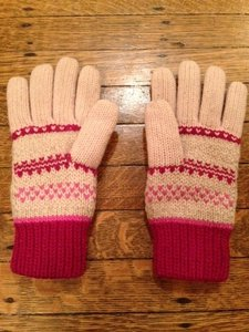 Berkshire Knit Gloves Fleece Lined