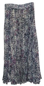 Anthropologie Maxi Skirt Multi