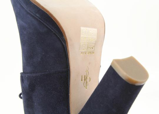 Cole Haan Navy Boots Image 10