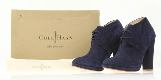 Cole Haan Navy Boots Image 11