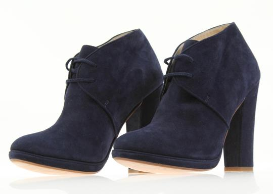 Cole Haan Navy Boots Image 3