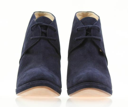 Cole Haan Navy Boots Image 5
