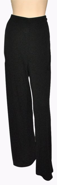 Preload https://img-static.tradesy.com/item/5349718/dana-buchman-black-knit-jersey-relaxed-fit-pants-size-14-l-34-0-0-650-650.jpg