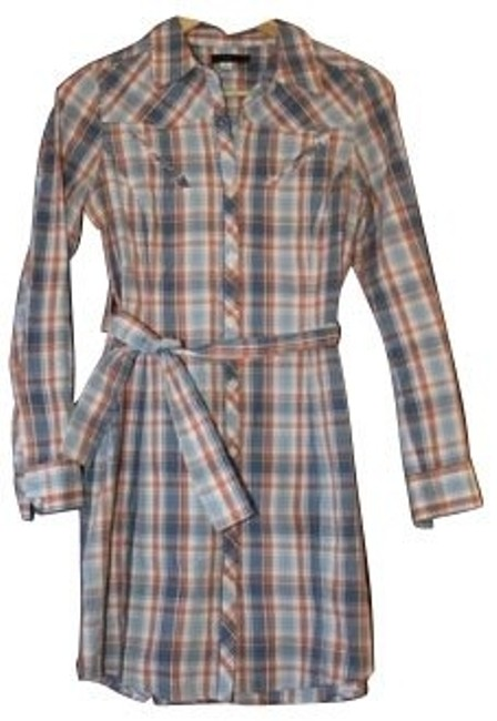 Preload https://item1.tradesy.com/images/urban-outfitters-plaid-tunic-size-8-m-535-0-0.jpg?width=400&height=650