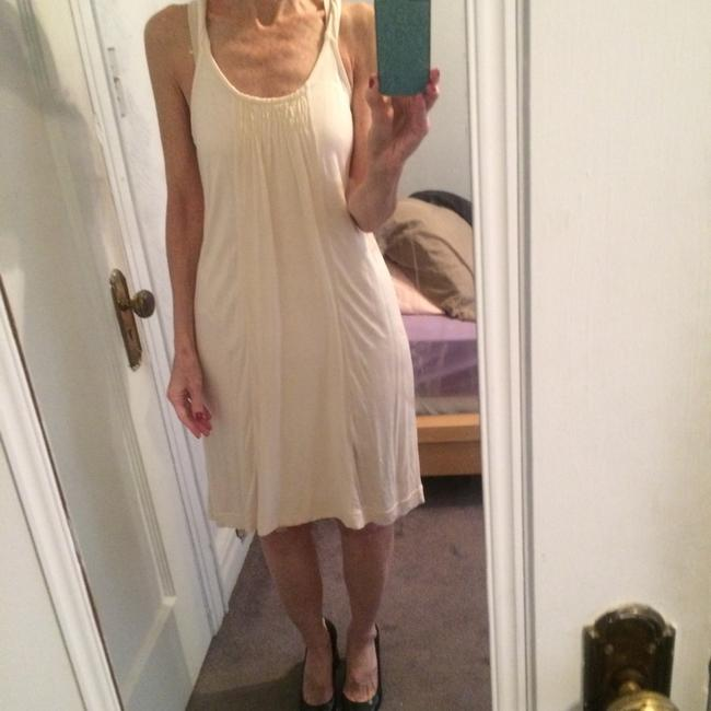 Club Monaco short dress Pale Peach on Tradesy