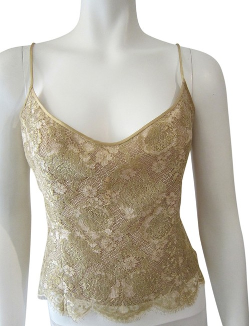 Preload https://item2.tradesy.com/images/jcrew-gold-embroidered-blouse-tank-topcami-size-8-m-5351836-0-0.jpg?width=400&height=650