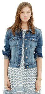 Madewell Womens Jean Jacket