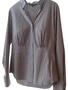 Lafayette 148 New York Top Purple