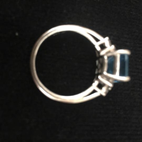 Other Blue Topaz Ring