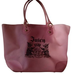 Juicy Couture Pink Beach Bag