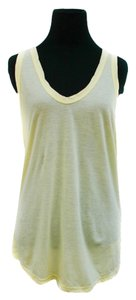 James Perse Cotton Top yellow