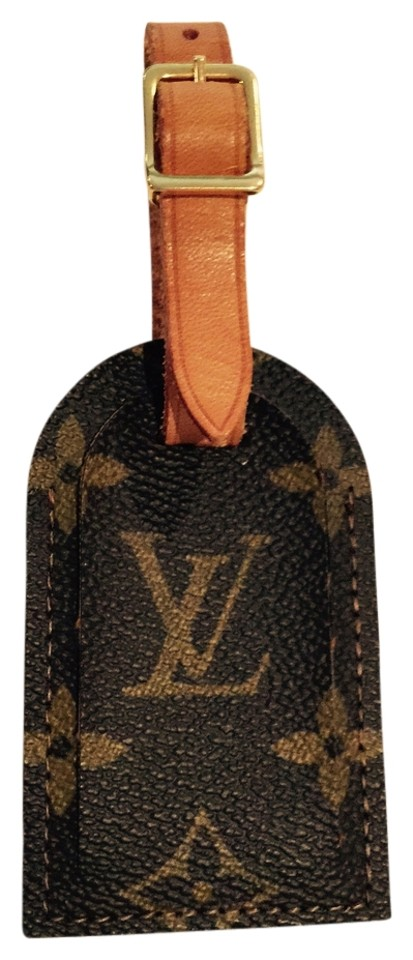 ae962ea28205 Louis Vuitton Louis Vuitton Monogram Luggage Tag Image 0 ...