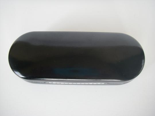 Fendi Fendi Sunglasses/Eyeglasses Case (Only) Black Patent Leather Finish