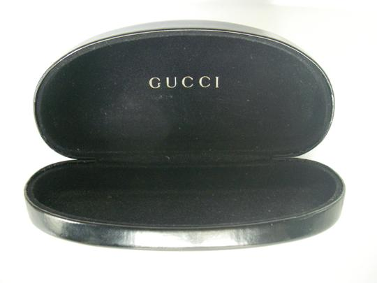 Gucci Gucci Sunglasses/Eyeglasses Case (Only) Large Oversize Clamshell