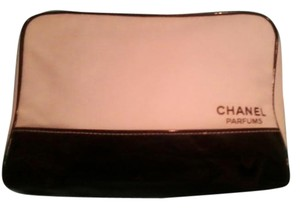 Chanel Vintage Chanel Parfums Cosmetic Bag