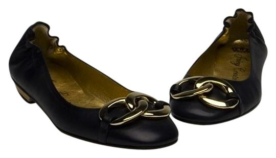 Juicy Couture Navy Flats
