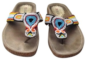 rebels Multicolor Sandals