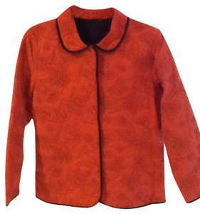 Kim Rogers Orange/brown Jacket