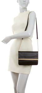 Ivanka Trump New With Tag Clutch Clutch Cross Body Chain Leather Night Out Luxury Nordstrom Shoulder Bag