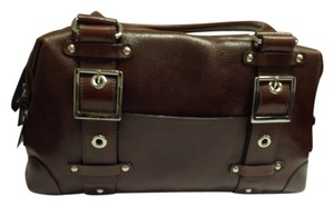 Wilson Leather Satchel in Brown