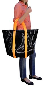 Marc by Marc Jacobs Purse Tote in Black Orange