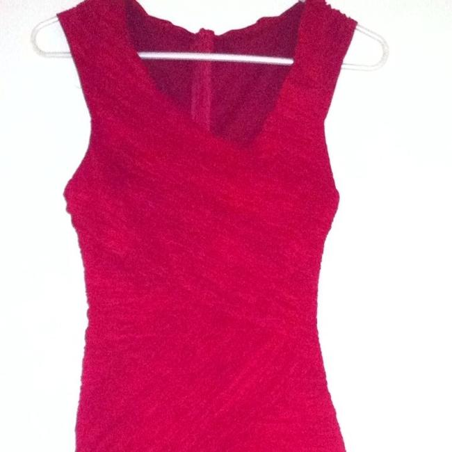 Preload https://item4.tradesy.com/images/trixxi-red-ruched-sleeveless-cocktail-dress-size-4-s-535923-0-0.jpg?width=400&height=650