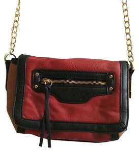 ALDO Color-blocking Chain Cross Body Bag