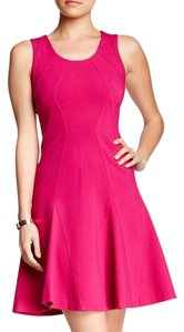 Diane von Furstenberg Scoop Neck Sleeveless Dress