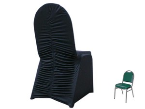 Chair Covers - Milan-style Black