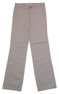 Aéropostale Straight Pants Light Khaki
