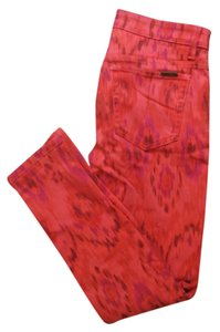 JOE'S Skinny Pants Red