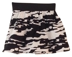 HeartSoul Mini Skirt black; white