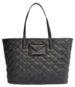 Marc by Marc Jacobs Jocobs Quilted Tote in Black