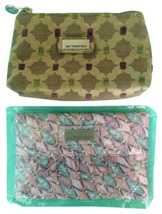 Jim Thompson New Jim Thompson Small Pouch and Tissue Case
